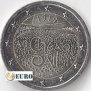 2 euros Irlande 2019 - Dáil Éireann UNC