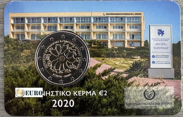 2 euros Luxembourg 2021 - 100 ans naissance Jean UNC Photo