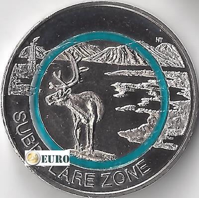 5 euros Allemagne 2020 - Zone Subpolaire UNC