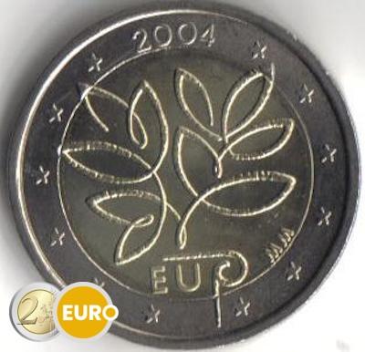 2 euros Finlande 2004 - Elargissement de l'UE UNC