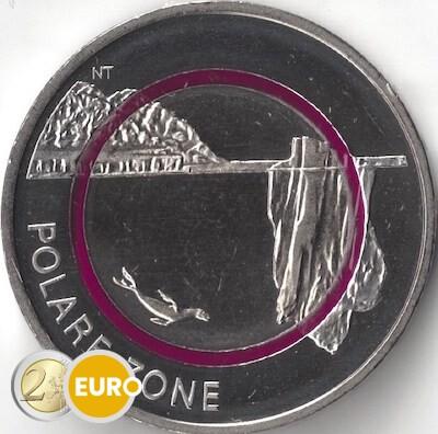 5 euros Allemagne 2021 - Zone Polaire UNC